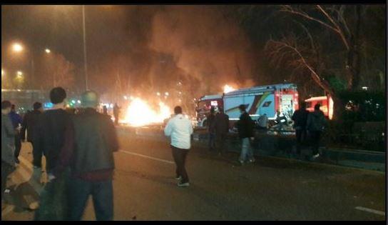 Ankara'da Bombalı Araçla Saldırıda Bilanço! 34 Kişi Ölü, 125 Kişi Yaralandı